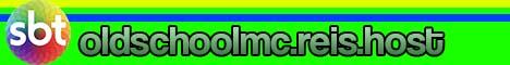 OldSchoolMC - Melhor server survival do Brasil.