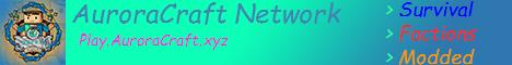 AuroraCraft Network