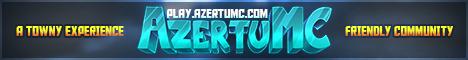 AzertuMC - Towny