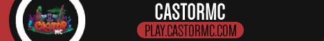 CastorMC  - Unique factions server