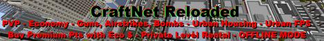 CraftNet Minecraft Server