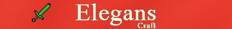 ElegansCraft - Servidor Brasileiro de Minecraft 1.13.2