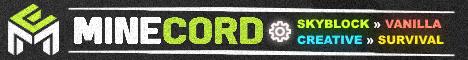 Minecord.net - Survival, Skyblock, Vanilla, Creative & Minigames
