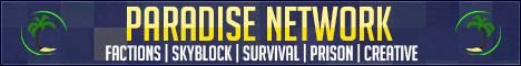ParadiseMC Network - Free Ranks