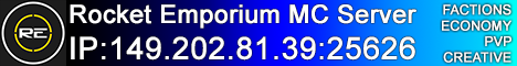 Rocket Emporium Server