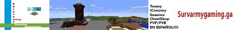 SurvArmy Minecraft-Server