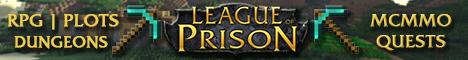 League of Prison - Techy Prison [1.8.8]